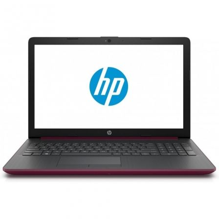 PORTÁTIL HP 15-DA0722NS - I7-7500U 2.7GHZ - 8GB - 256GB SSD - 15.6'/39.6CM HD - HDMI - BT - W10 HOME - GRANATE