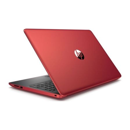 PORTÁTIL HP 15-DA0742NS - I5-7200U 2.5GHZ - 8GB - 1TB - 15.6'/39.6CM HD - HDMI - BT - W10 HOME - ROJO ESCARLATA