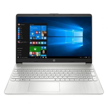 Portátil HP 15S-FQ2104NS Intel Core i3-1115G4/ 4GB/ 256GB SSD/ 15.6\