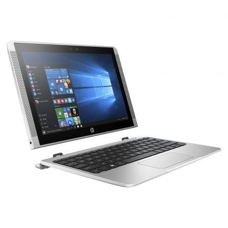 PORTÁTIL HP NOTEBOOK X2 10-P002NS -ATOM X5-Z8350 1.44GHZ-2GB -500GB -10.1'/25.7CM TÁCTIL-WIFI AC-BT4.2-MICRO HDMI -NO ODD -W10 HOME 64 -BLANCO NIEVE