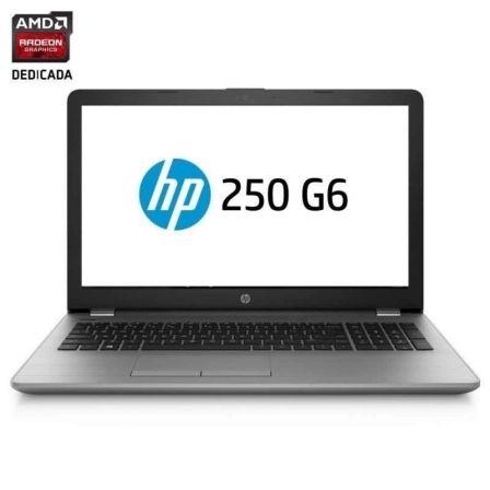 PORTÁTIL HP 250 G6 2LB38ES - I5-7200U 2.50 GHZ - 8GB - 960GB SSD - RAD 520 2GB - 15.6'/39.6CM - FREEDOS 2.0 - PLATA