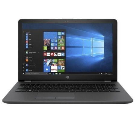 PORTÁTIL HP 250 G6 3QM76EA - INTEL N4000 1.1GHZ - 8GB - 500GB - 15.6'/39.6CM HD - WIFI - BT - HDMI - VGA - W10 NEGRO