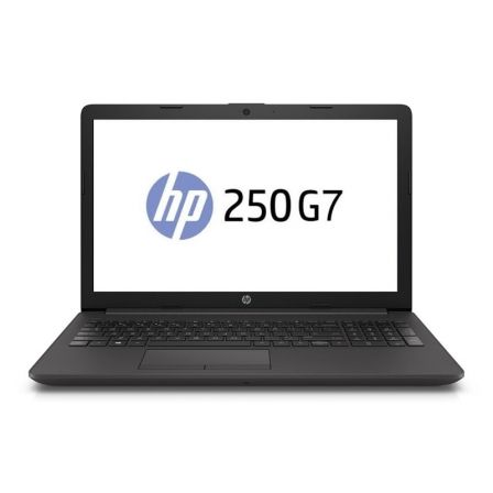 PORTÁTIL HP 250 G7 6HL13EA - I7-8565U 1.8GHZ - 8GB - 256GB SSD - 15.6'/39.6CM HD - DVD RW - BT - HDMI - FREEDOS