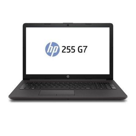 PORTÁTIL HP 255 G7 6UK06ES - AMD RYZEN 5 2500U 2GHz - 8GB - 256GB SSD PCIe NVMe - 15.6'/39.6CM FHD - DVD RW - FREEDOS - DARK ASH