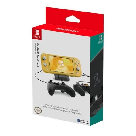 Base Doble Hori Playstand para Nintendo Switch/ Switch Lite