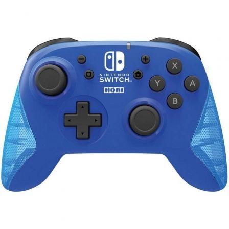 Gamepad Inalámbrico Hori Horipad para Nintendo Switch/ Azul