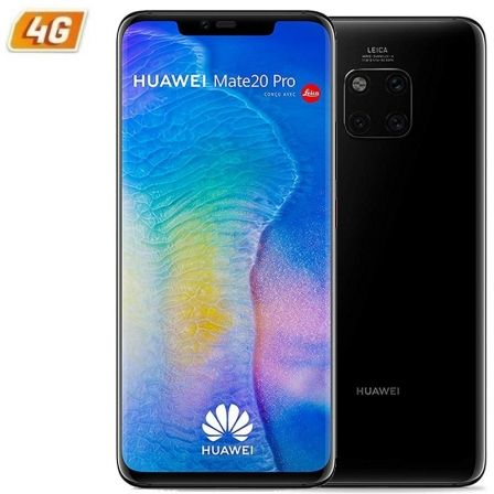 HUA-SP MATE20 PRO DS BLACK