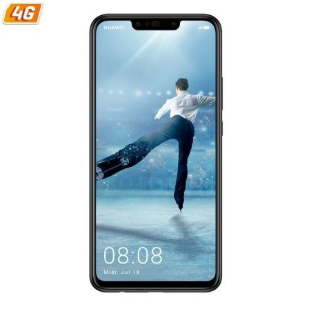 SMARTPHONE MÓVIL HUAWEI P SMART PLUS BLACK - 6.3'/16CM FHD+ - CÁMARA (16+2)/(24+2)MP - OC KIRIN 710 (QC 2.2GHZ+QC 1.7GHZ) - 64GB - 4GB - ANDROID 8.1