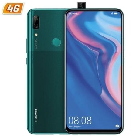 SMARTPHONE MÓVIL HUAWEI P SMART Z GREEN - 6.59'/16.7CM - CÁMARA (16+2)/16MP - KIRIN 710F 2.2GHZ - 64GB - 4GB - DUAL SIM - ANDROID 9