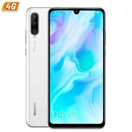 SMARTPHONE MÓVIL HUAWEI P30 LITE WHITE - 6.15'/15.6CM - CAM (48+8+2MP)/24MP - KIRIN 710 - 128GB - 4GB RAM - DUAL SIM - ANDROID 9 - 4G - BAT3340MAH