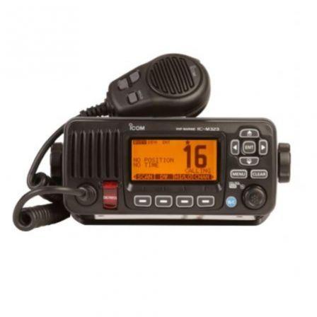 Emisora VHF Icom IC-M330GE/ DSC/ Clase D/ IPX7/ GPS Incorporado