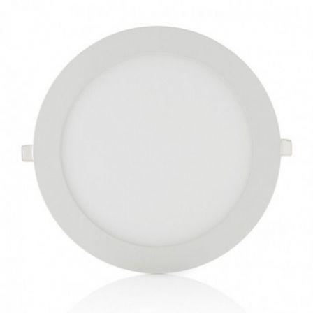 Downlight Iglux LS-102113-CB/ Circular/ Ø170 x 19mm/ Potencia 13W/ 1020 Lúmenes/ 3000ºK/ Blanco