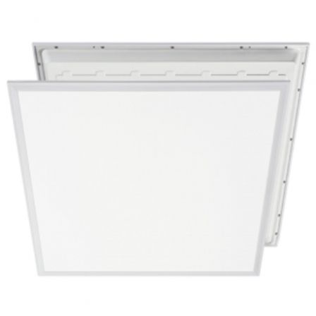 Panel LED Iglux PPRO-604801-FB V2/ Cuadrado/ Ø595x8.5mm/ Potencia 48W/ 5950 Lúmenes/ 6000ºK/ Blanco