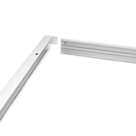 Kit Superficie Panel LED Iglux MPPRO-595-BL V2/ Ø60 x 60mm