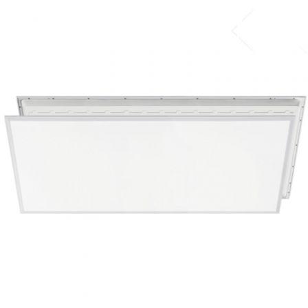 Panel LED Iglux PPRO-124802-FB/ Rectangular/ Ø1195x595mm/ Potencia 48W/ 6240 Lúmenes/ 6000ºK/ Blanco