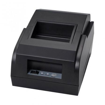 Impresora de Tickets Premier ITP-58 II/ Térmica/ Ancho papel 58mm/ USB/ Negra