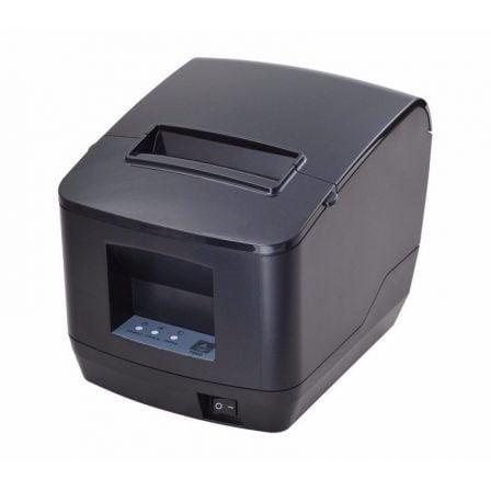 Impresora de Tickets Premier ITP-73/ Térmica/ Ancho papel 80mm/ USB-RS232/ Negra