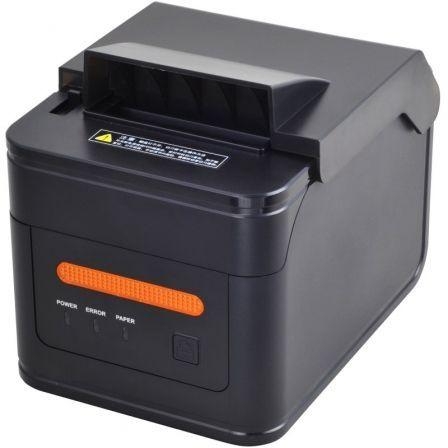 Impresora de Tickets Premier ITP-80 II Beeper/ Térmica/ Ancho papel 80mm/ USB-RS232-Ethernet/ Negra