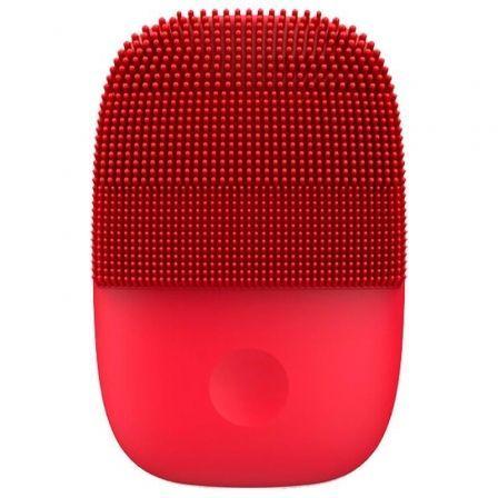 Limpiador Facial Inface Sonic Clean Pro/ Rojo