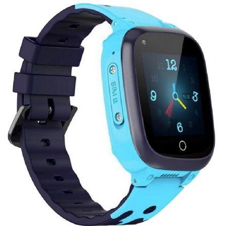 Reloj con Localizador para niños Innjoo Kids Watch 4G/ Azul