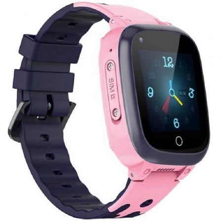 Reloj con Localizador para niños Innjoo Kids Watch 4G/ Rosa