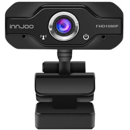 Webcam Innjoo CAM01/ 1920 x 1080 Full HD