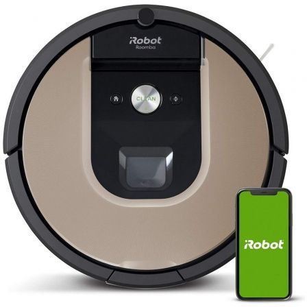 Robot Aspirador iRobot Roomba 974