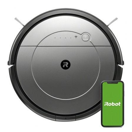 Robot Aspirador iRobot Roomba Combo R1138/ control por WiFi
