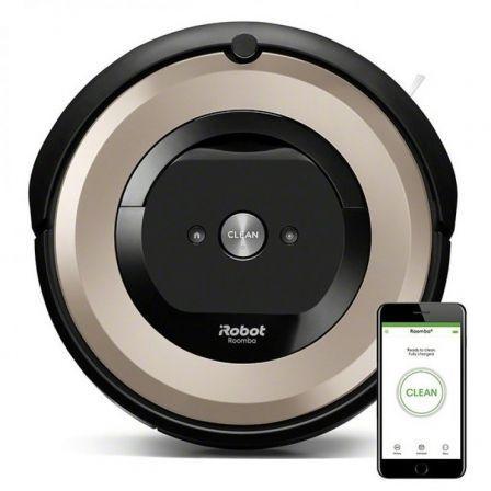 Robot Aspirador iRobot Roomba E6/ Autonomía 90 Min/ control por WiFi