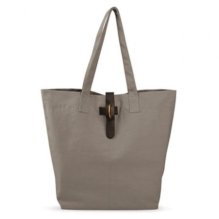 Bolsa Porta Alimentos Iris Natural Lunchbag Gris/ Capacidad 15L