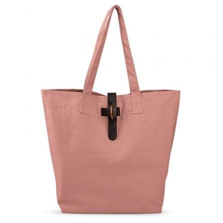 Bolsa Porta Alimentos Iris Natural Lunchbag Rosa/ Capacidad 15L