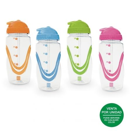 Botella Infantil Iris Eco Free BPA 8101-P/ Capacidad 350ml
