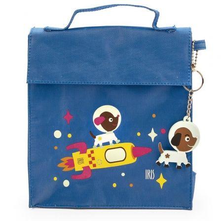Bolsa Porta Alimentos Iris Kinder Bag Espacio/ Capacidad 1.8L