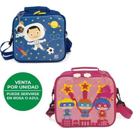 Bolsa Porta Alimentos Iris SnackRico Minilunchbag Espacio/ Capacidad 3.3L