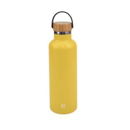 Termo Iris Botella Amarilla Bali 9811-IA/ Capacidad 750ml/ para líquidos