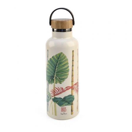 Termo Iris Botella Estampado Bali 9811-IE/ Capacidad 750ml/ para líquidos