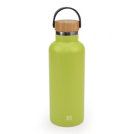 Termo Iris Botella Verde Bali 9811-IV/ Capacidad 750ml/ para líquidos