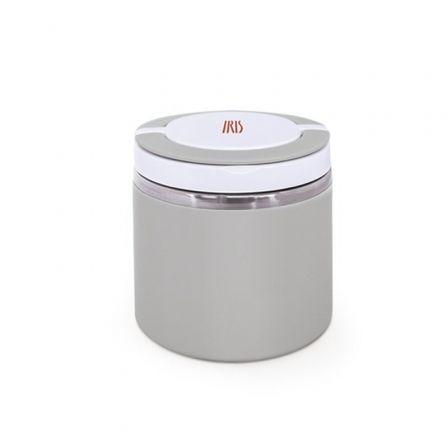 Termo Iris Lunchbox coloured Gris 8333-I/ Capacidad 600ml/ para sólidos