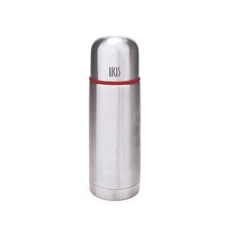 Termo Iris Lunchbox Inox Gris 8352-I/ Capacidad 350ml/ para líquidos