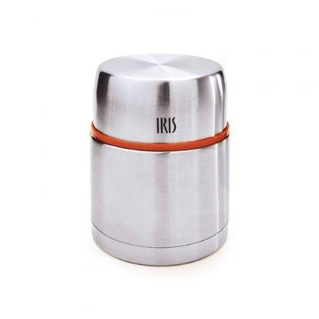 Termo Iris Lunchbox Inox 8350-I/ Capacidad 500ml/ para sólidos