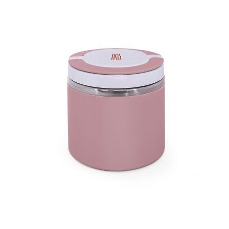 Termo Iris Lunchbox coloured Rosa 8330-I/ Capacidad 600ml/ para sólidos