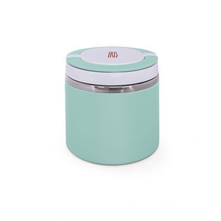 Termo Iris Lunchbox coloured Verde 8332-I/ Capacidad 600ml/ para sólidos
