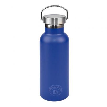 Termo Iris Botella Tierra Azul/ Capacidad 500ml/ para líquidos