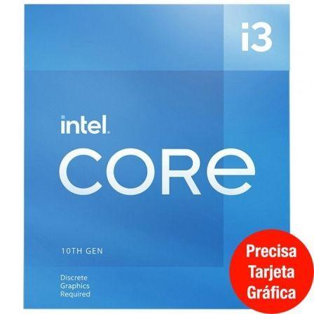 Procesador Intel Core i3-10105F 3.70GHz