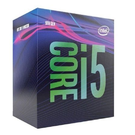 PROCESADOR INTEL CORE I5-9400 - 2.90GHZ - 6 NÚCLEOS - SOCKET LGA1151 9TH GEN - 9MB CACHE - HD GRAPHICS 630