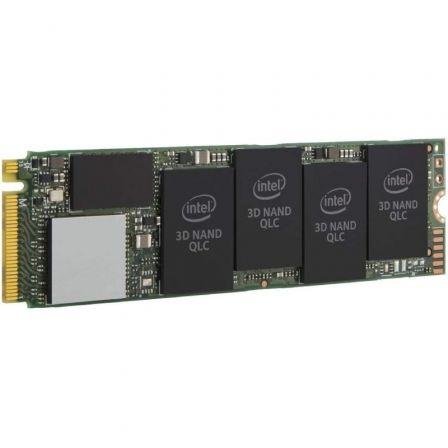Disco SSD Intel SSDPEKNW512G8X1 660P 512GB/ M.2 2280 PCIe