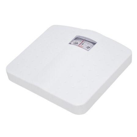 Báscula de Baño Jata Hogar 70/ Hasta 130kg/ Blanca