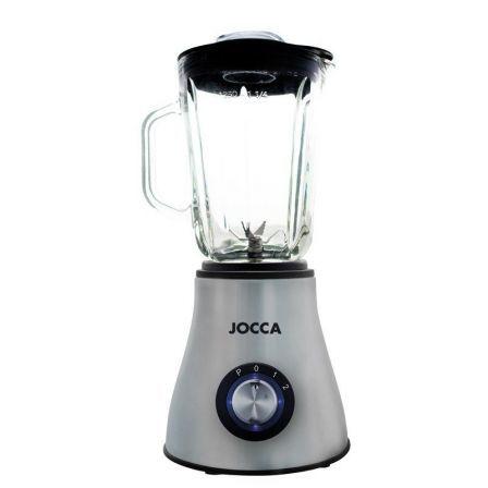 Batidora de vaso Jocca 1007/ 1000W/ 2 Velocidades/ Capacidad 1.5L