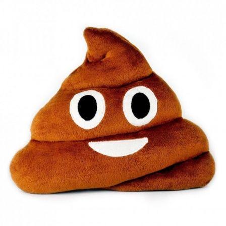 Cojín Jocca Emoji Poop