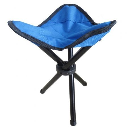 Silla Plegable Jocca 3326A/ Azul